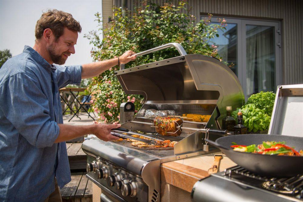 Ardor – kültéri konyha a LANDMANN-tól