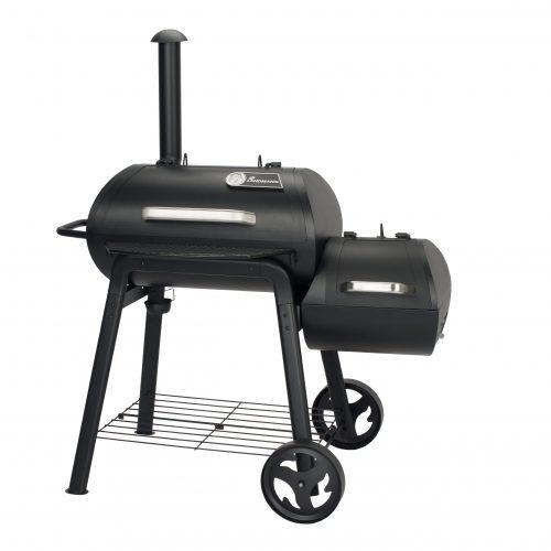 Vinson 200 faszenes füstölő - 2