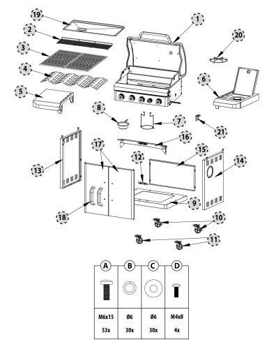 Rexon PTS 4.1 Select – Ajándék MODULUS rendszerrel - 7