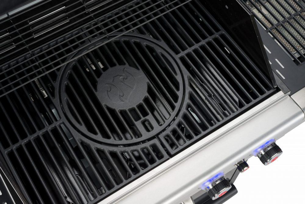 Triton maxX PTS 4.1 (rozsdamentes) gázgrill
