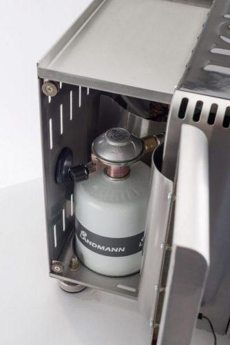 Opiekacz gazowy do steków LM800 12302 - 3