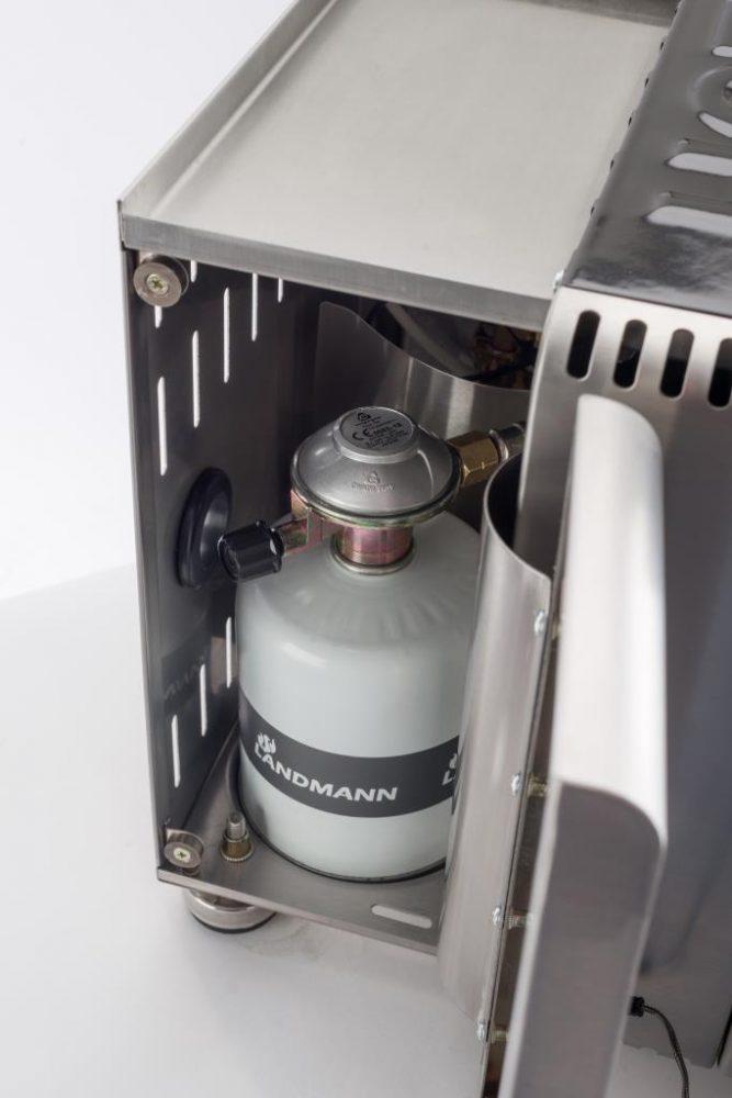 Opiekacz gazowy do steków LM800 12302