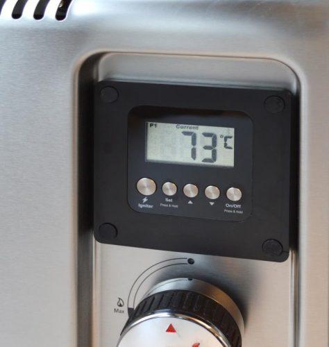 Opiekacz gazowy do steków LM800 12302 - 4