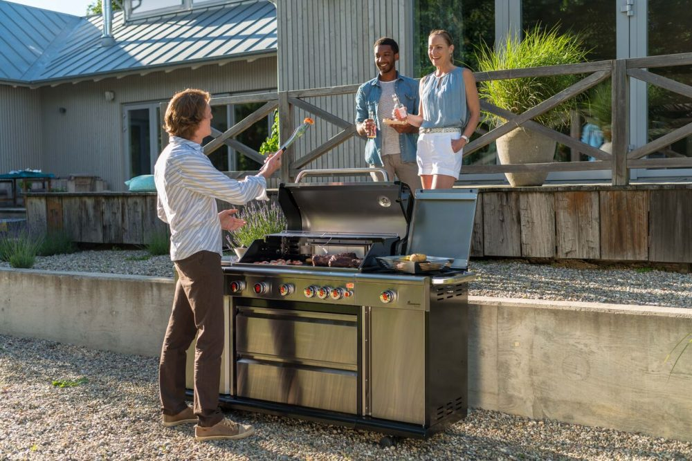 Gas grills in perfection–made by LANDMANN