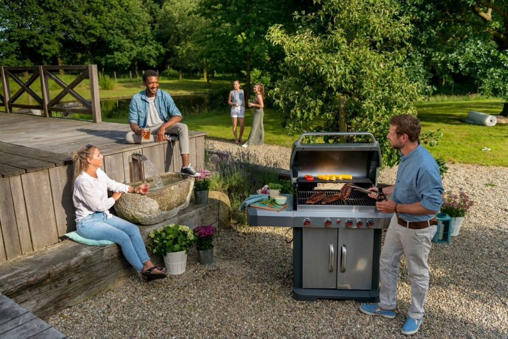 Gas grills in perfection – made by LANDMANN