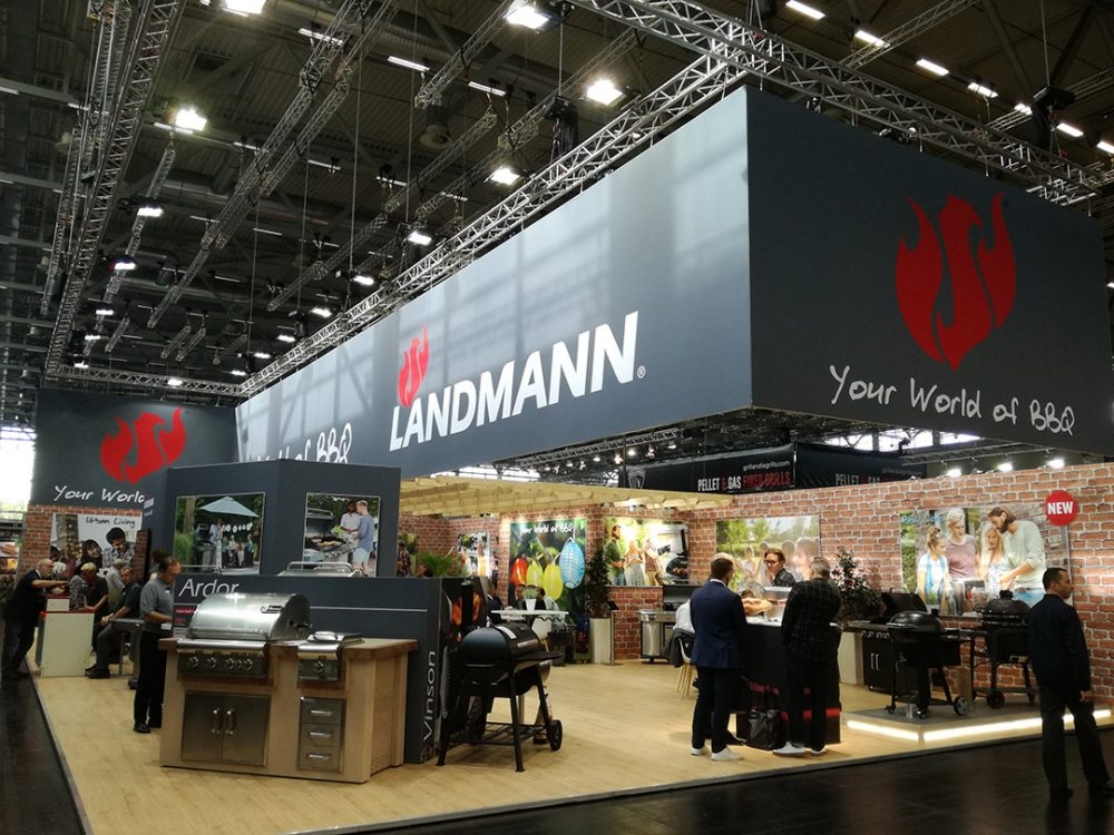 Barbecue 2019: LANDMANN at spoga+gafa