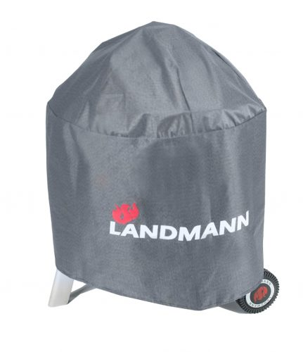 Premium Polyester Charcoal Kettle Grill Cover