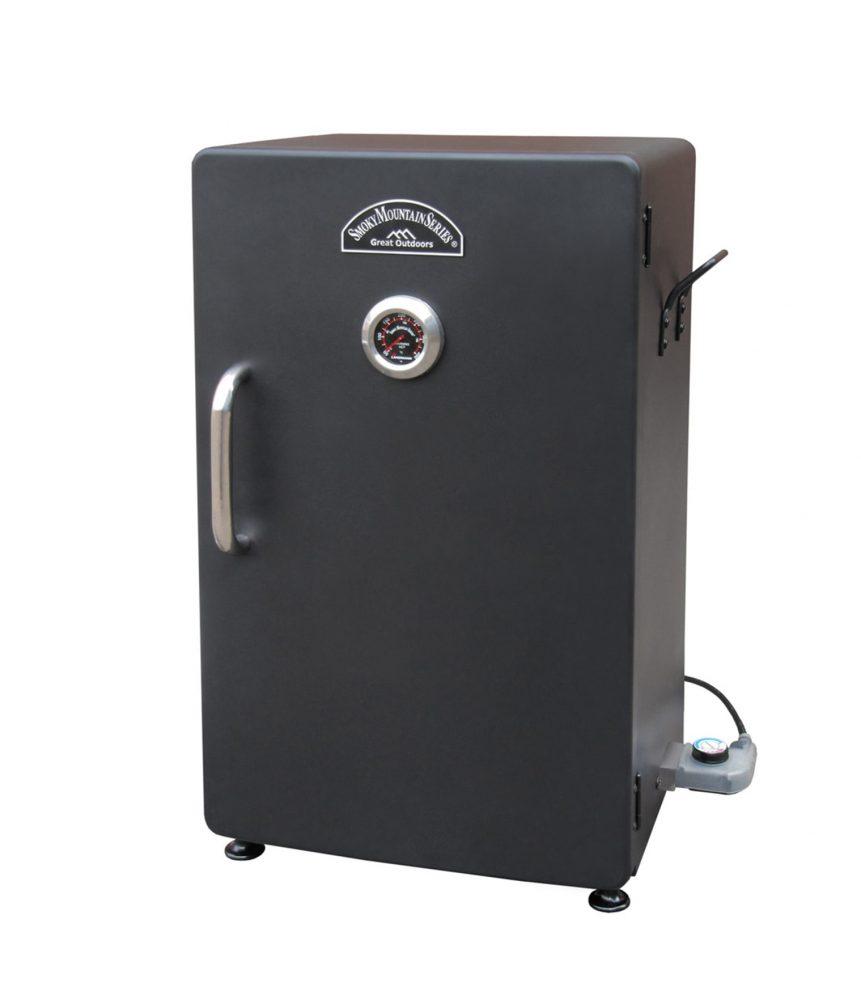 26″ Electric Smoker