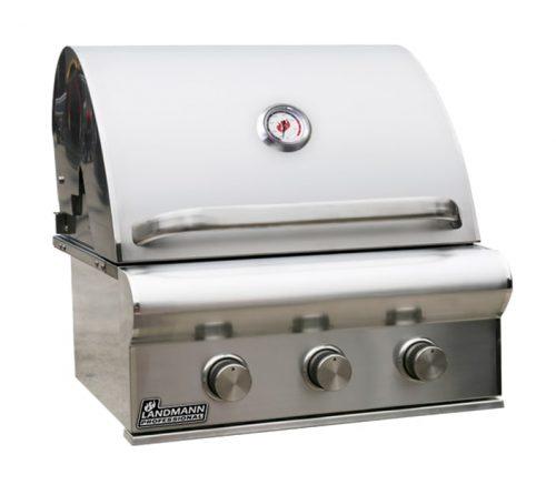 Private: Ardor 3 Burner Gas Grill – Built-in Model