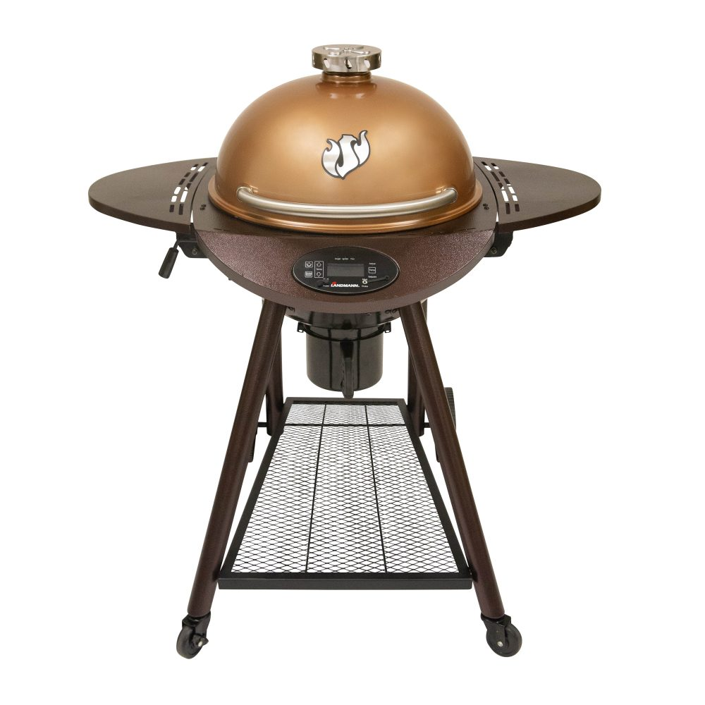 22″ Pellet Kettle – Copper