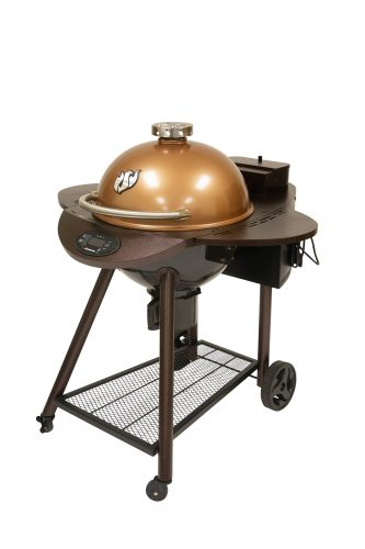 22″ Pellet Kettle – Copper - 0