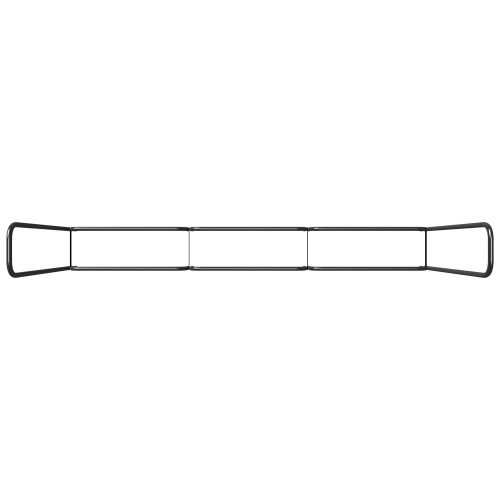 LUMBERJACK SERIES 8′ FIREWOOD RACK [1 FULL CORD] - 3