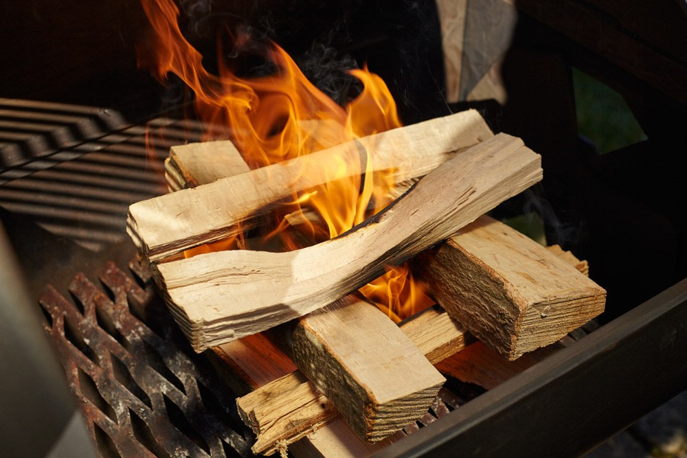 Wood for your smoker