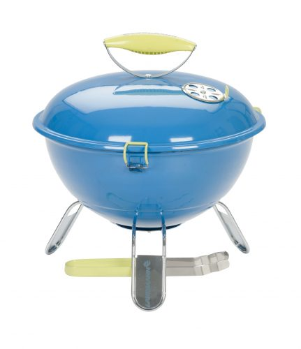 Piccolino Portable Charcoal Barbecue – Azure Blue