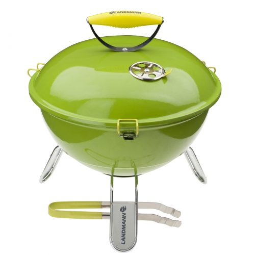Piccolino Portable Charcoal Barbecue – Lime