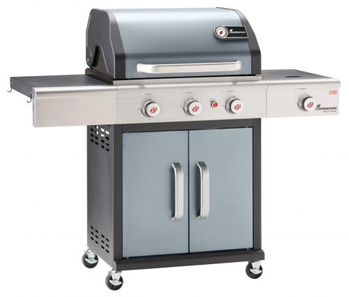 Triton maxX PTS 3.1 Gas Barbecue – Graphite Grey