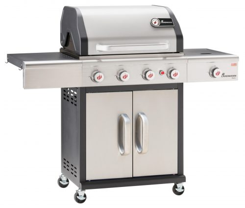 Triton maxX PTS 4.1 Gas Barbecue – Stainless Steel