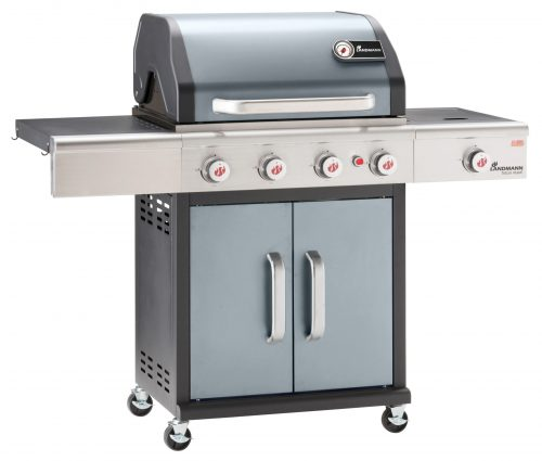 Triton maxX PTS 4.1 Gas Barbecue – Graphite Grey