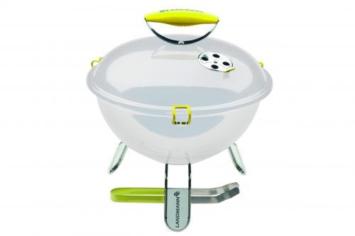 Piccolino Portable Charcoal Barbecue – White